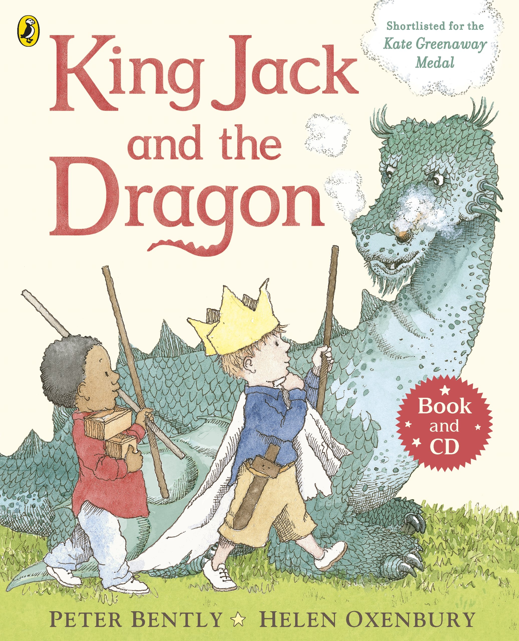 Photo of King Jack and the Dragon by Peter Bently Review