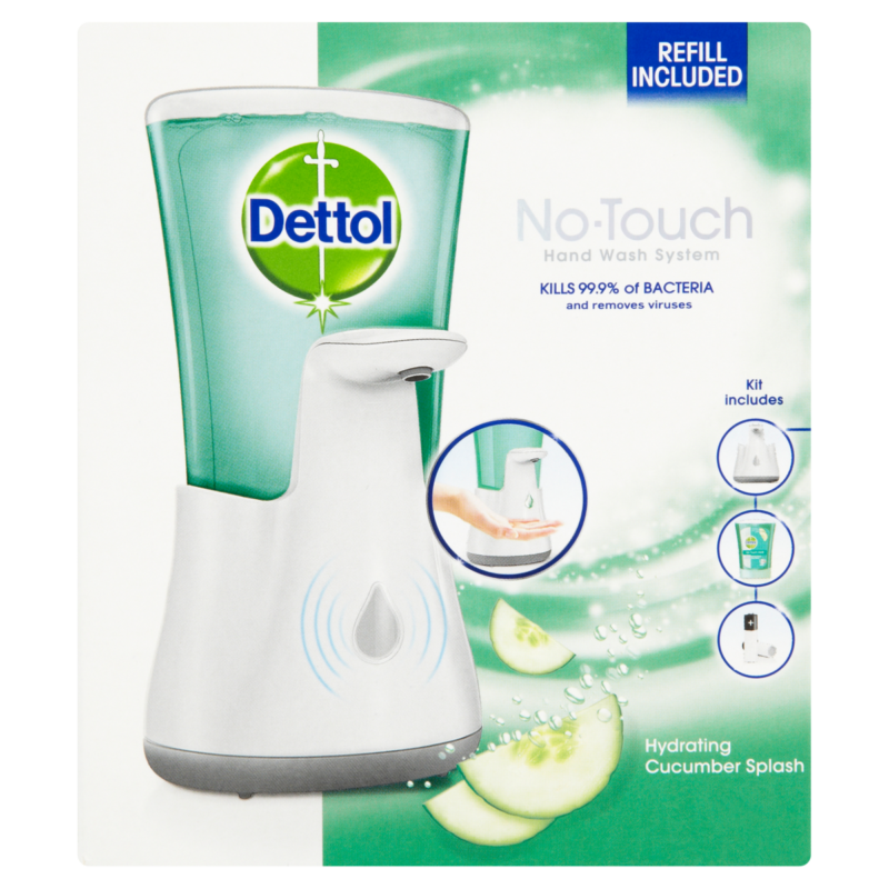 Photo of Dettol No Touch Hand Wash System Review