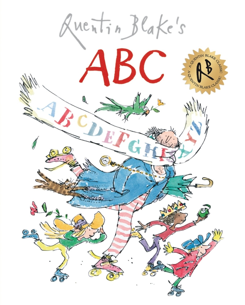 Photo of ABC by Quentin Blake Review