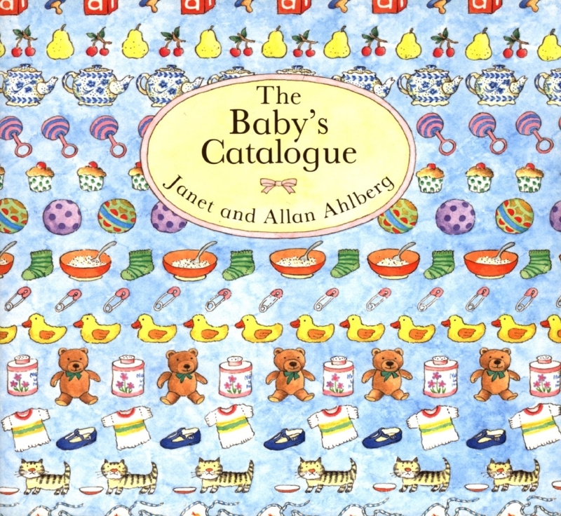 Photo of The Baby's Catalogue by Janet and Allan Ahlberg Review