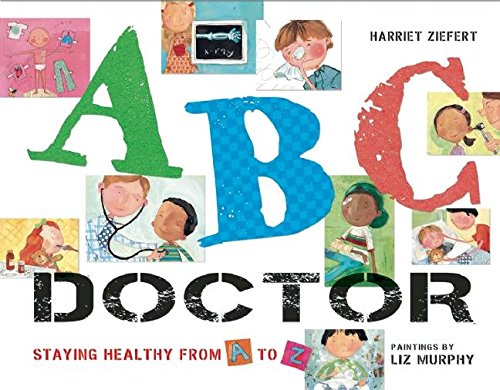 Photo of Blue Apple Books ABC Doctor by Harriet Ziefert Review