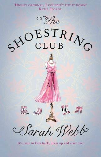 Photo of The Shoestring Club by Sarah Webb Review