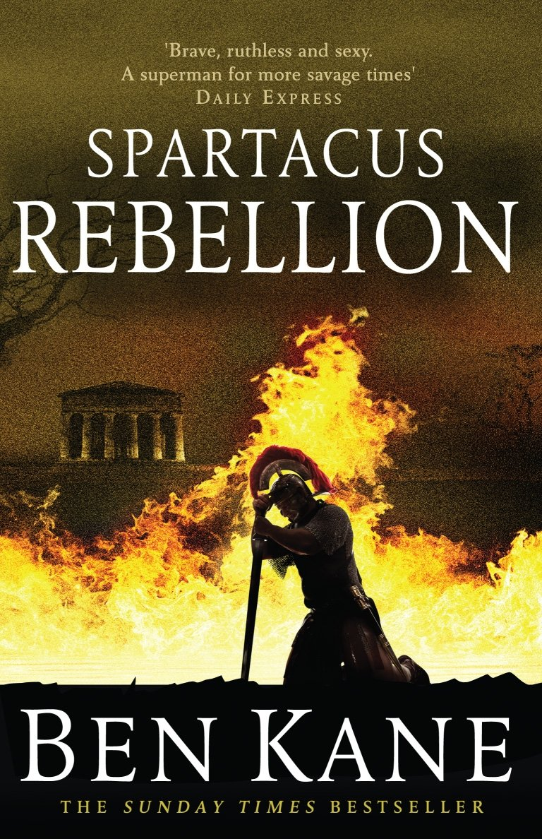 Photo of Spartacus Rebellion by Ben Kane Review