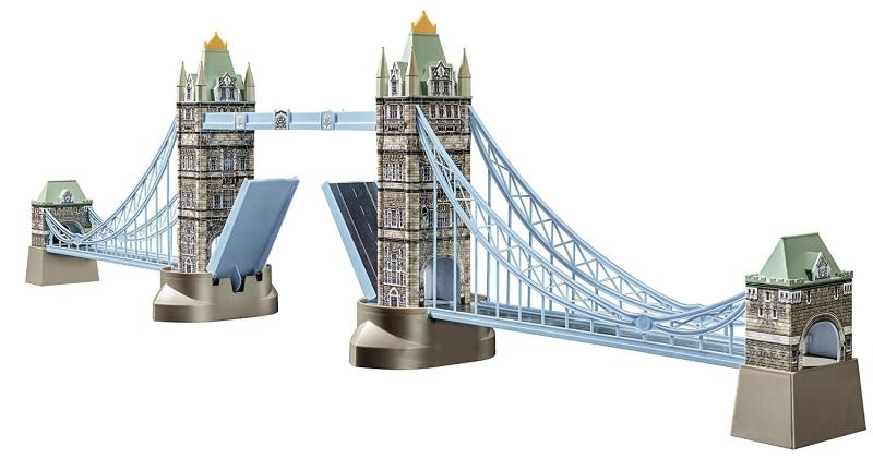 Photo of Ravensburger Tower Bridge 3D Puzzle Review