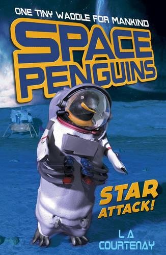 Photo of Space Penguins Star Attack by L A Courtenay Review