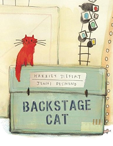 Photo of Backstage Cat by Harriet Ziefert Review