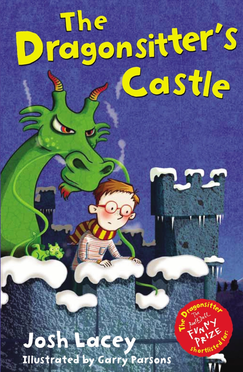 Photo of The Dragonsitters Castle by Josh Lacey Review
