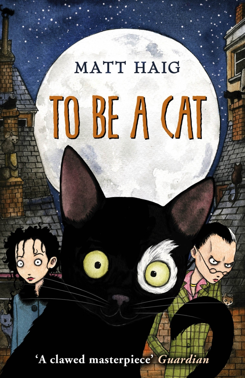 Photo of To Be A Cat by Matt Haig Review