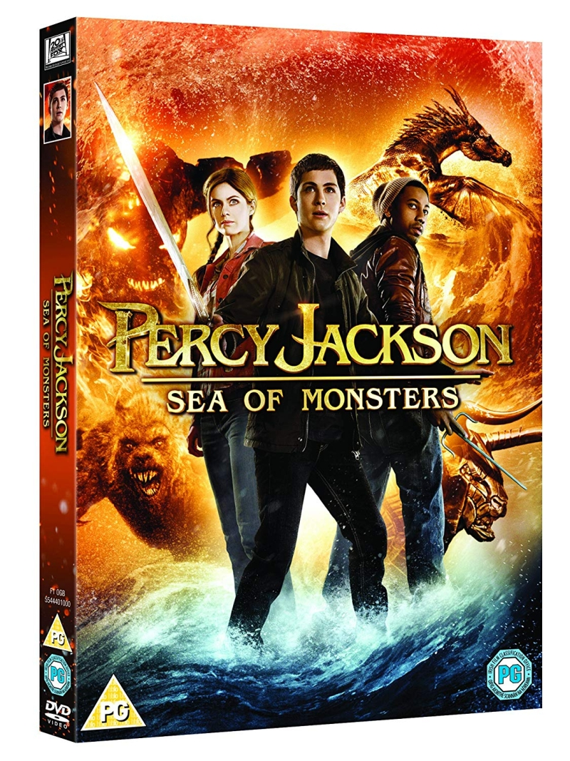 Photo of Percy Jackson Sea of Monsters Review