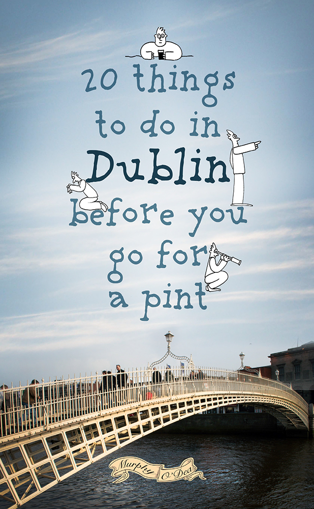 Photo of 20 Things To Do In Dublin by Colin Murphy Review