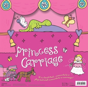 Photo of Princess Carriage Convertible Book Review