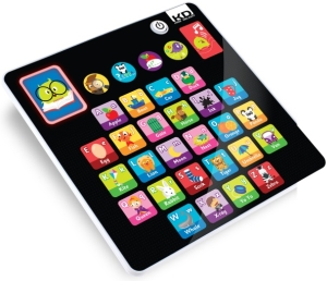Photo of Tech-Too Alphabet Tablet Review