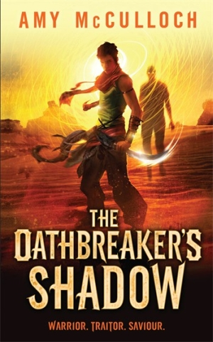 Photo of The Oathbreaker's Shadow by Amy McCulloch Review
