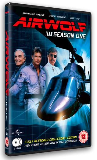 Photo of Airwolf Season One Review