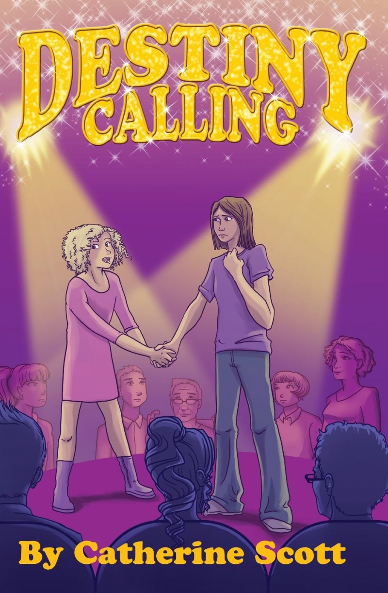 Photo of Destiny Calling by Catherine Scott Review