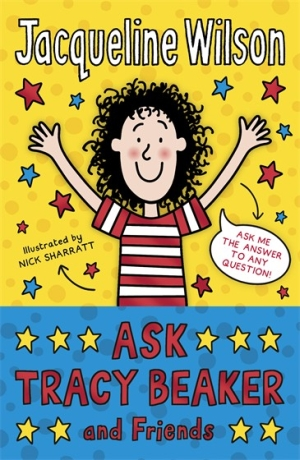 Photo of Ask Tracy Beaker and Friends by Jacqueline Wilson Review