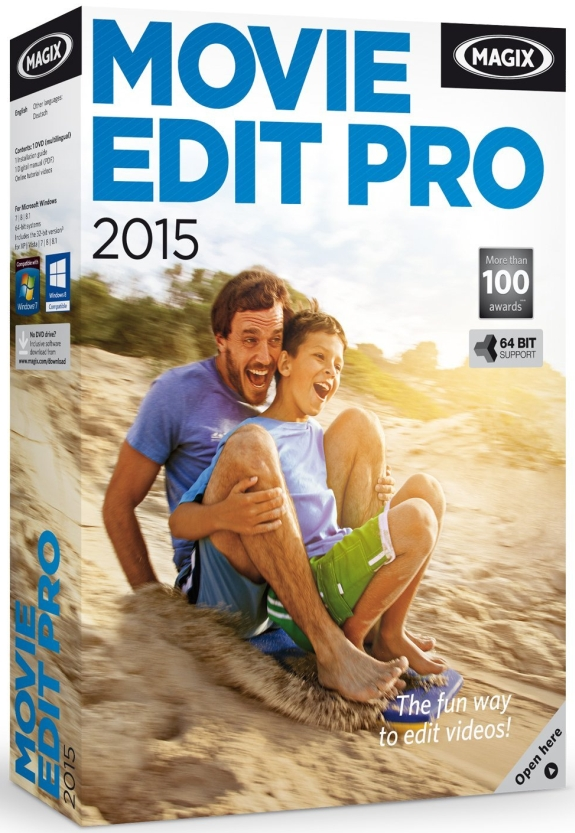 Photo of MAGIX Movie Edit Pro 2015 Software Review