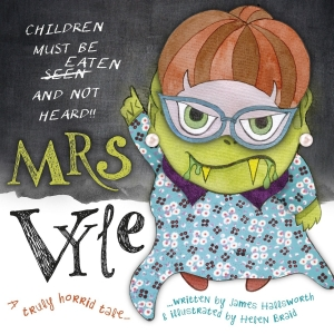 Photo of Mrs Vyle by James Hallsworth Review