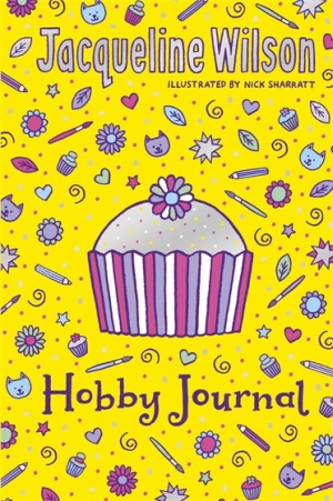 Photo of Hobby Journal by Jacqueline Wilson Review