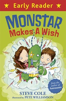 Photo of Monstar Makes a Wish by Steve Cole Review