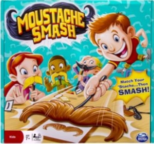 Photo of Spin Master Games: Moustache Smash Review