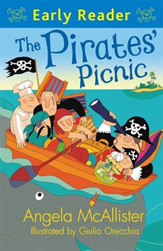 Photo of The Pirates' Picnic by Angela McAllister Review