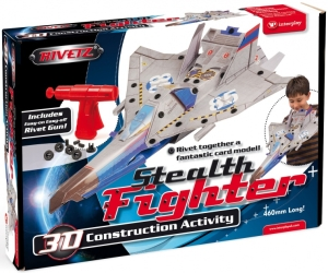 Photo of Rivetz Stealth Fighter Review