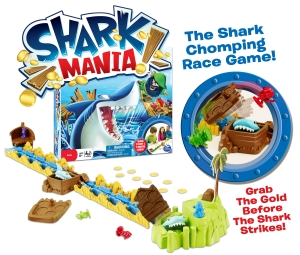Photo of Spin Master Shark Mania Game Review