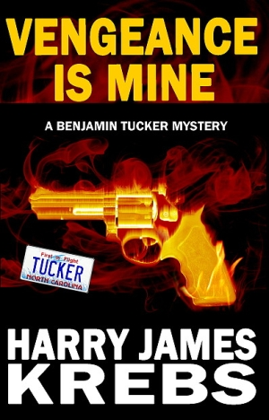 Photo of Vengeance Is Mine by Harry James Krebs Review