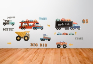 Photo of Vinyl Impressions Car and Trucks Wall Stickers Review