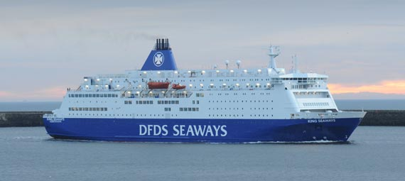 Photo of DFDS Mini Cruise Newcastle to Amsterdam Review