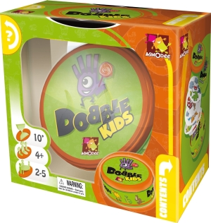 Photo of Dobble Kids Review