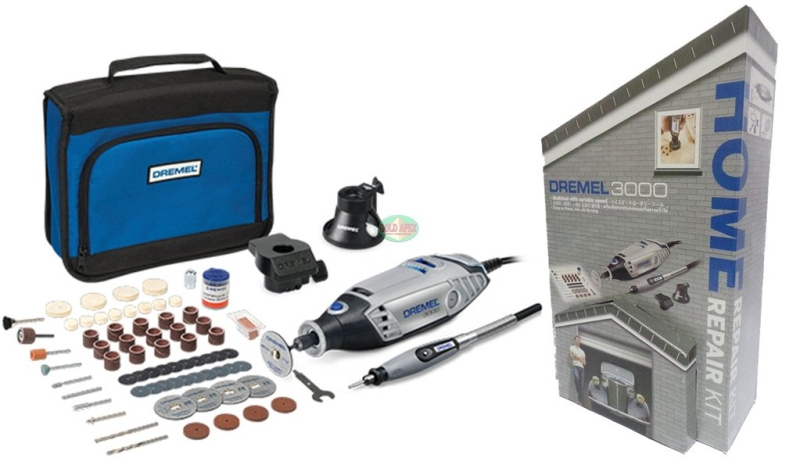 Photo of Dremel 3000 Home Repair Kit Review