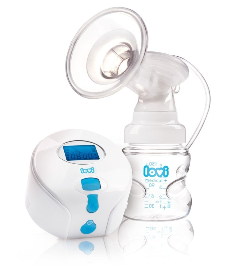 Photo of Lovi @ Haberman 2 Phase Electronic Breast Pump Review