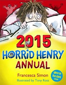 Photo of Horrid Henry Annual 2015 by Francesca Simon Review