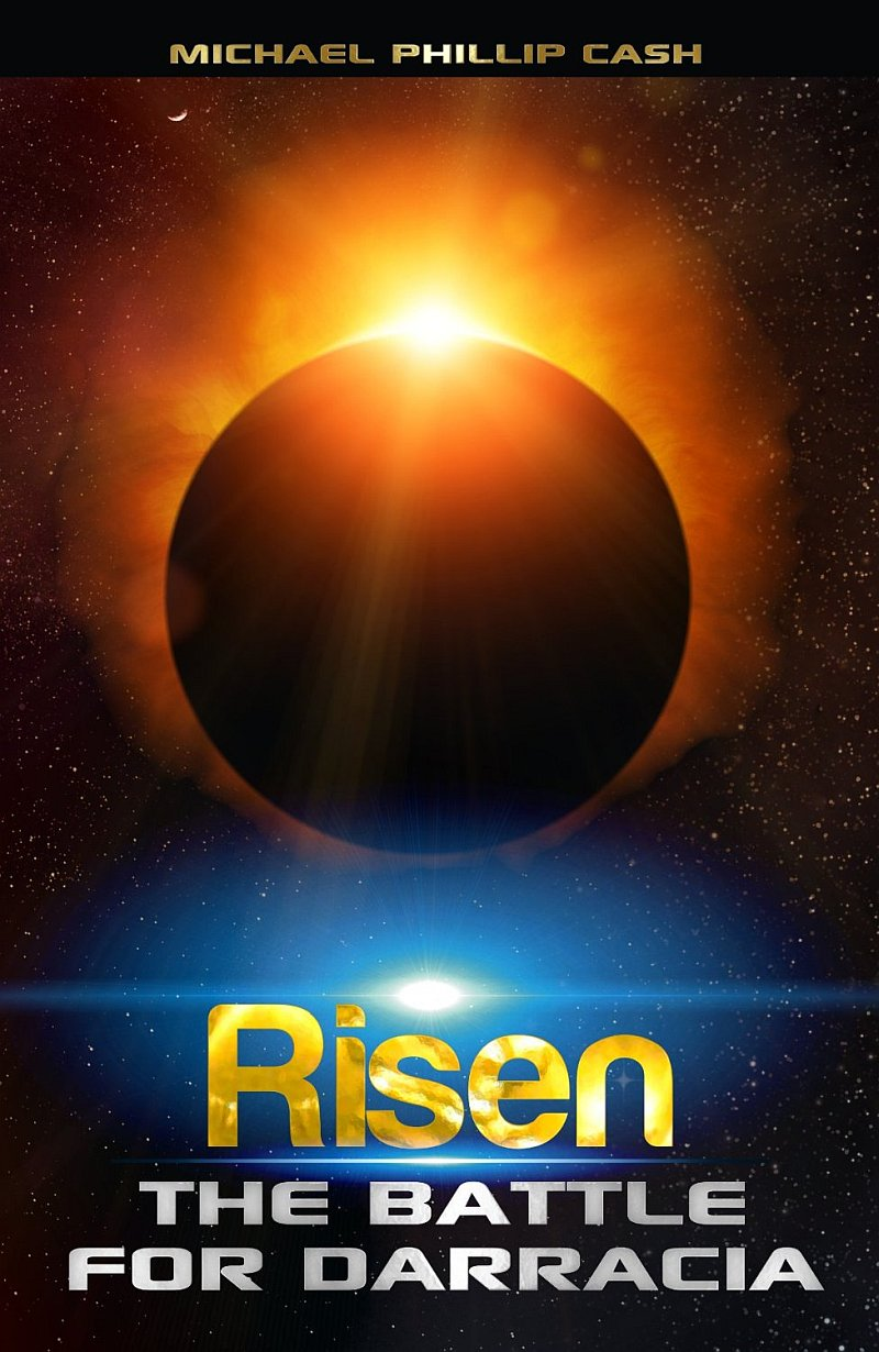Photo of Risen: Battle for Darracia (Book 3) by Michael Phillip Cash Review