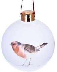 Photo of Susan Rose Decorative Christmas Bauble Review