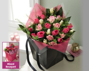 Photo of Aldi Gift Box Bouquet Review