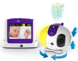 Photo of BT 7500 Lightshow Baby Video Monitor Review