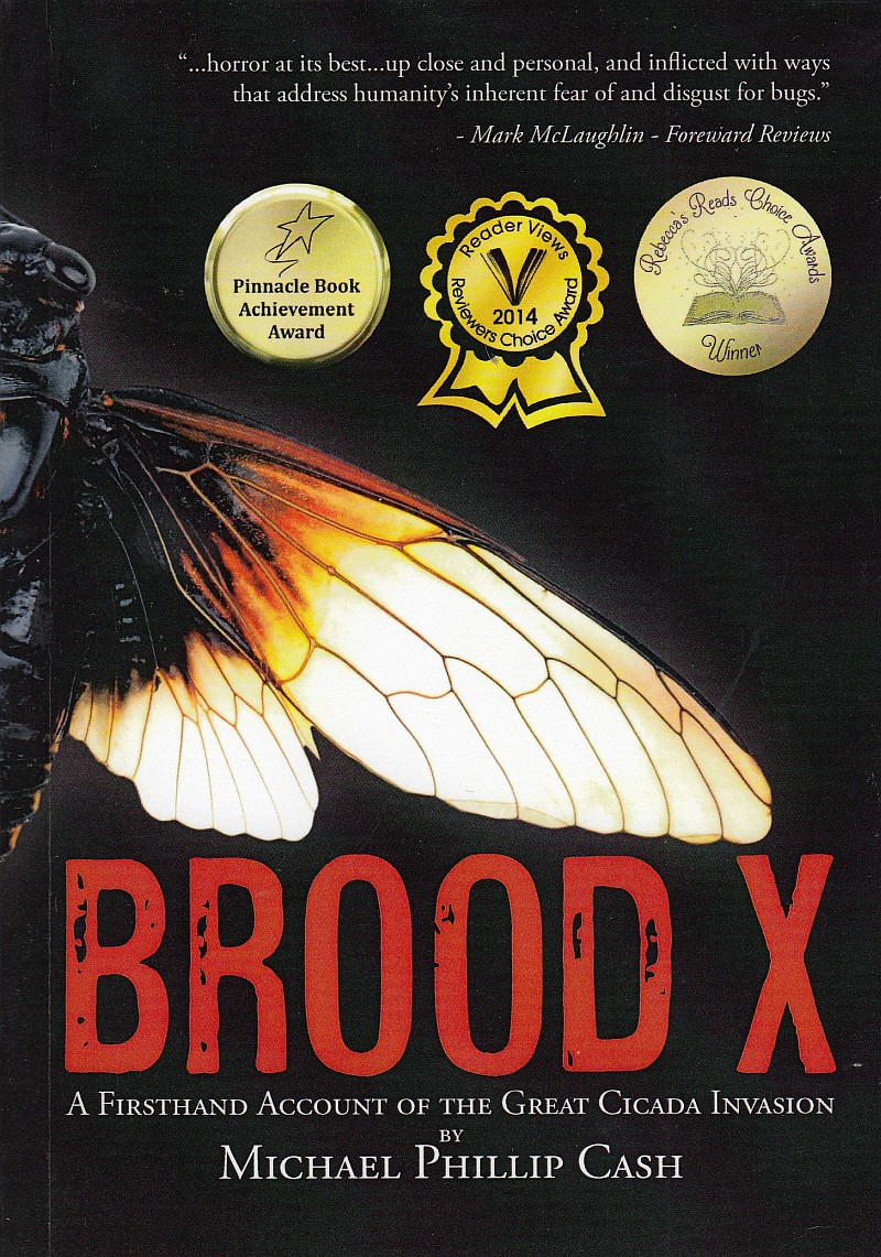 Photo of Brood X by Michael Phillip Cash Review