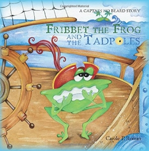 Photo of Captain No Beard Fribbet the Frog by Carole P Roman Review