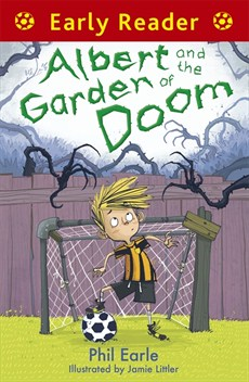 Photo of Albert and the Garden of Doom by Phil Earle Review