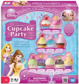 Photo of Disney Princess Enchanted Cupcake Party Game Review