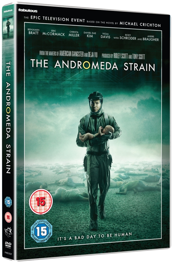 Photo of The Andromeda Strain Review