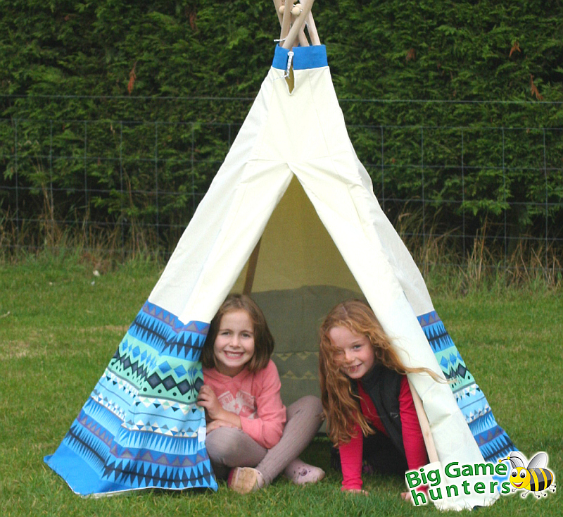 Photo of Big Game Hunters Aztec Wigwam Play Tent Review