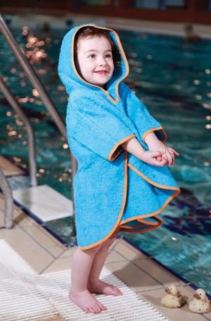 Photo of Cuddledry Poncho Swim Towel Review