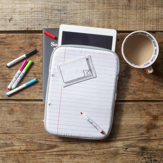 Photo of Eat Sleep Doodle iPad Case Review