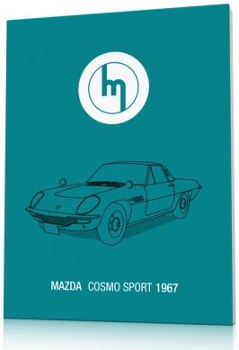Photo of Qorashai Boutique Mazda Cosmo Sport 1967 Canvas Review
