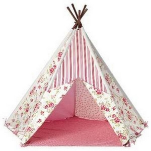 Photo of Ella James Pink Floral Wigwam Review