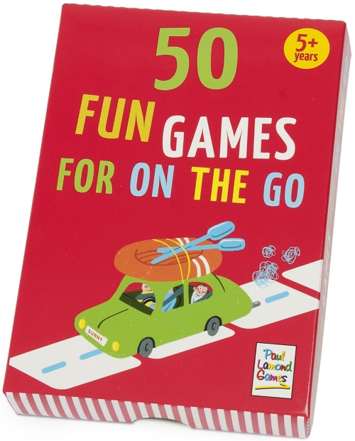 Photo of 50 Fun Games For On The Go Review
